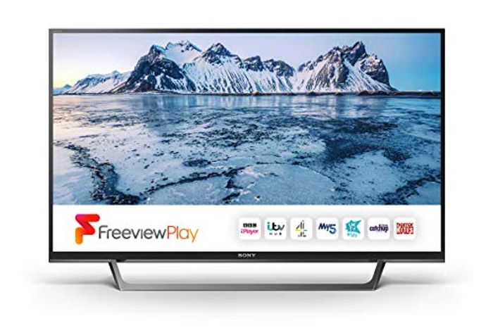Amazon Deal of the Day | save £150 | Sony Bravia 32-Inch HD Ready HDR Smart TV