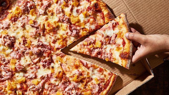 Free Dominos Pizza up to £15 after Cashback