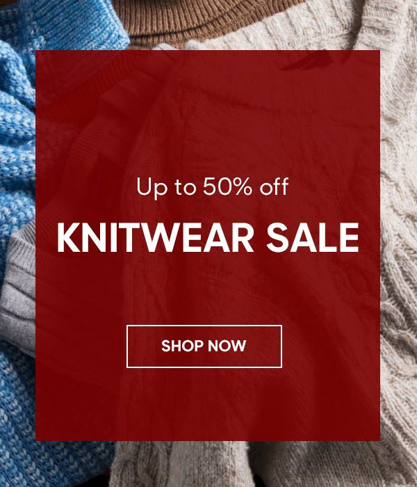 GANT - SALE Knitwear - up to 50% Off