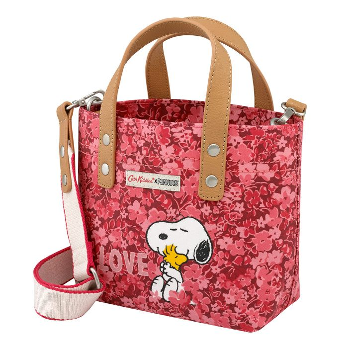 Cath Kidston Snoopy Love Cross Body Bag
