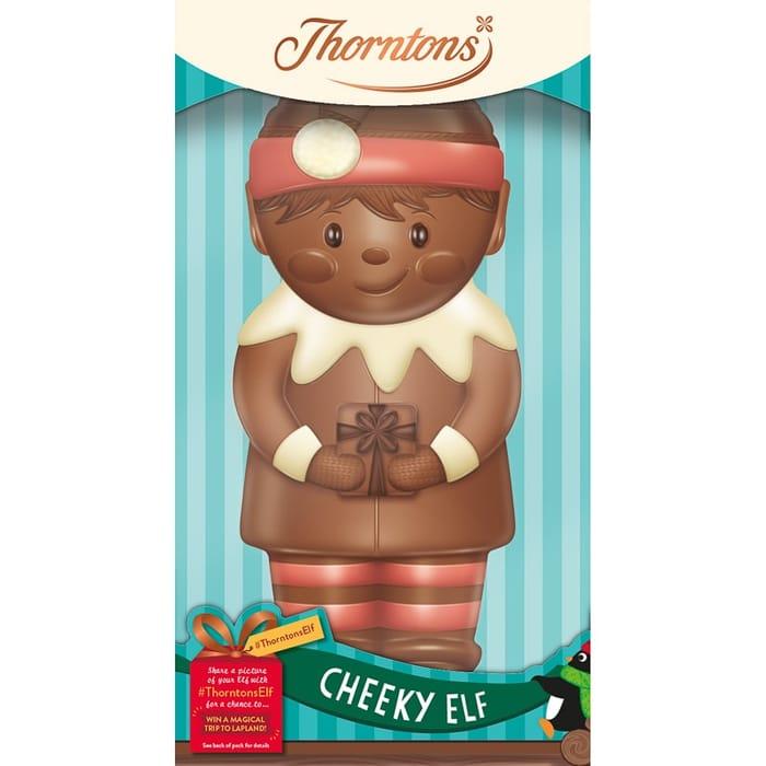 Thorntons Chocolate Elf 250g