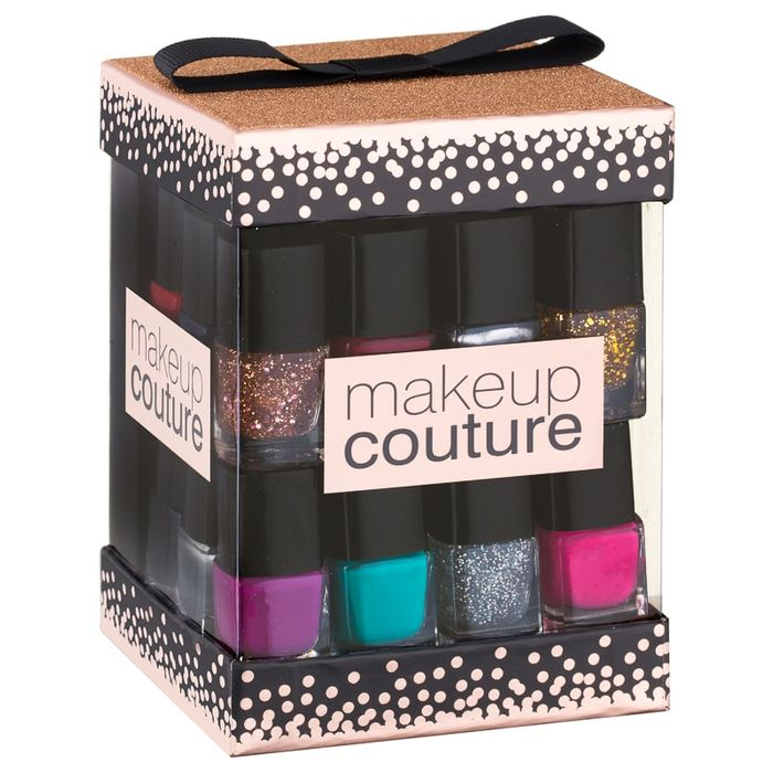 Cheap Make up Couture Nail Polish Present - Rose Gold, Only £2!
