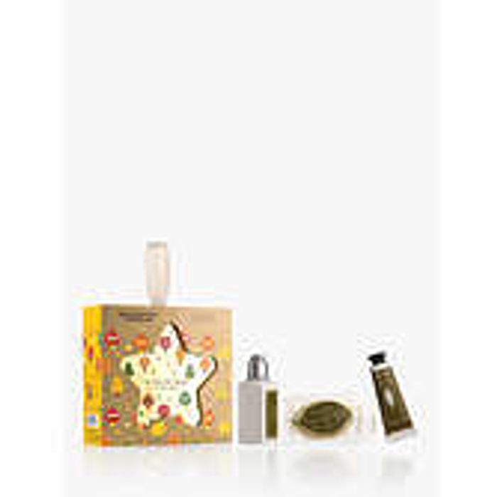 L'Occitane Verbena My Fresh Essentials Star Bodycare Gift Set