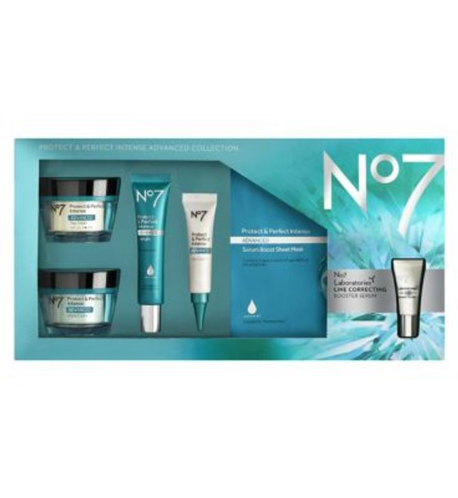 No7 Protect & Perfect Intense ADVANCED Collection