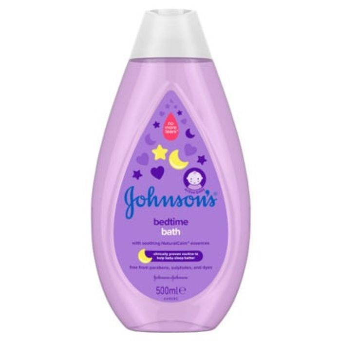Johnsons Bedtime Bath