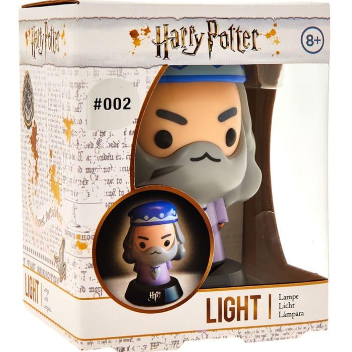 Cheap HARRY POTTER Dumbledore Icon Light Pop Figure - Save £7!