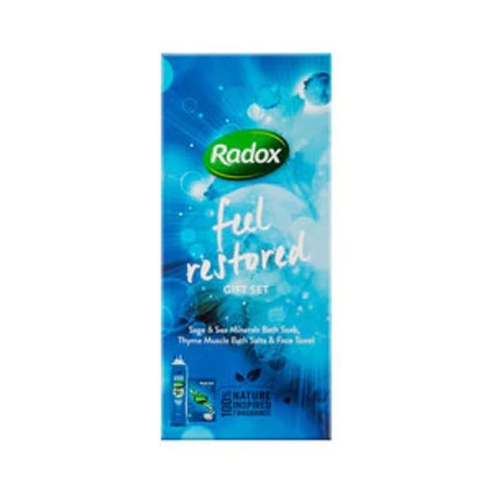 Radox Feel Restored Gift Set