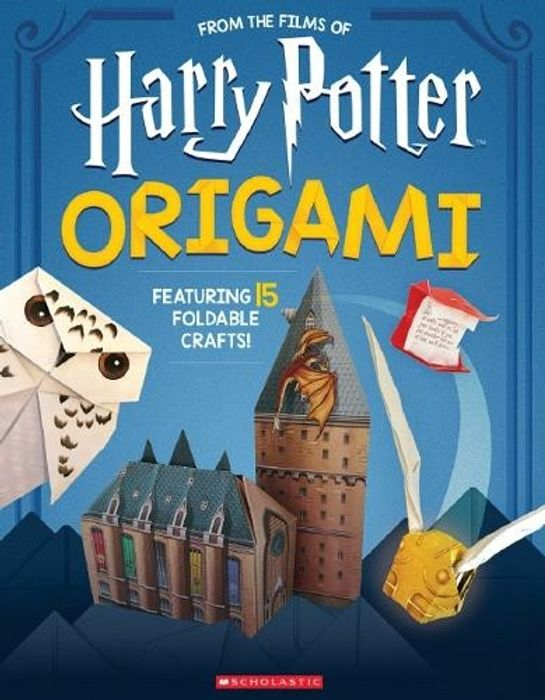 Origami: Straight from the Wizarding World! (Harry Potter)