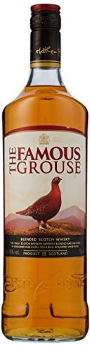 Amazon Pantry Item the Famous Grouse Blended Scotch Whisky, 1L - 23% Off!