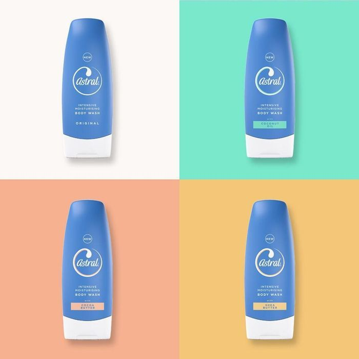 Try Astral Body Wash for FREE
