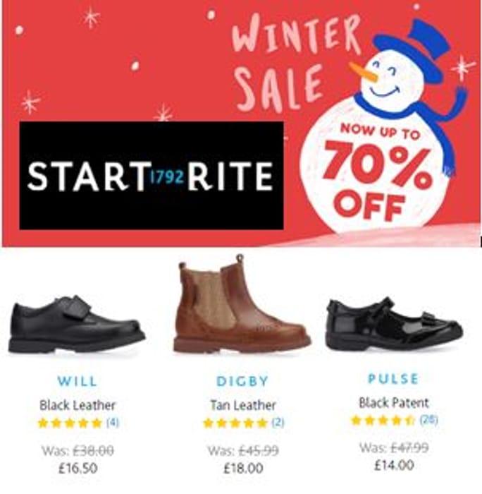 Kids Shoes GOING CHEAP! Start-Rite Winter Sale