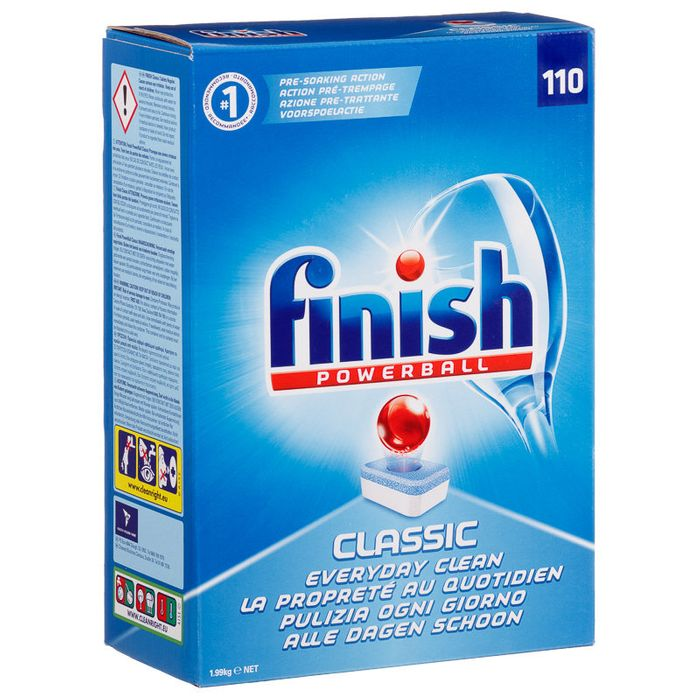 Cheap Finish Dishwasher Tabs, Only £8.99!
