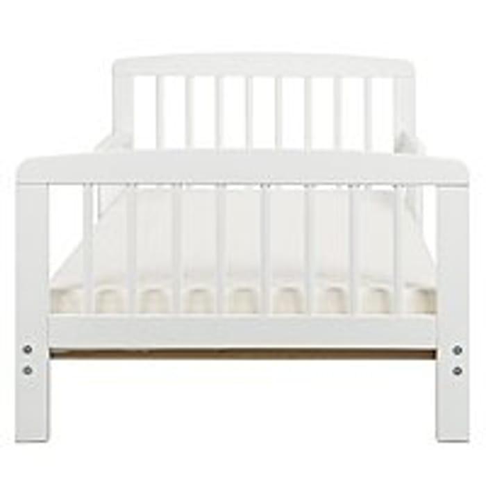 Toddler Bed + Mattress Bundle