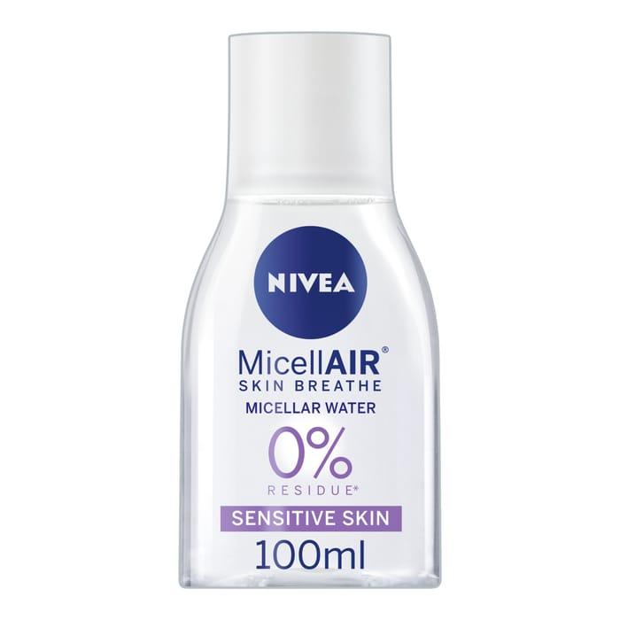 Nivea Micellair Water Sensitive Skin 100Ml