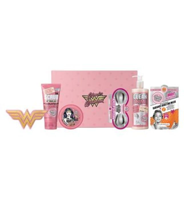 Soap & Glory Wonder Woman Glam-Azing Pamper Hamper