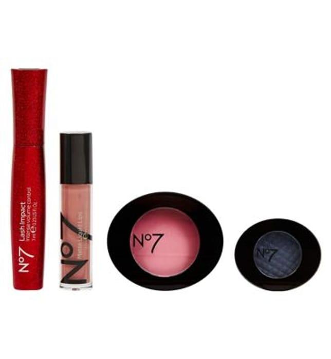 No7 X Alexandra Shulman Beauty Treats