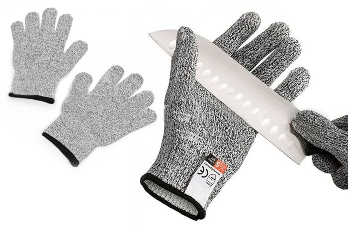 Anti-Cut Proof Safety Gloves 7 Sizes!