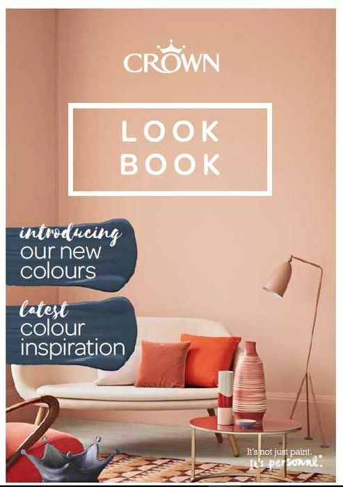 Free Crown Paint Look Book