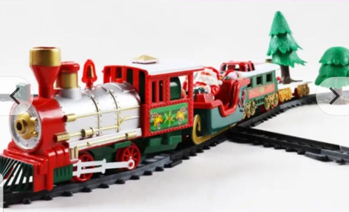 Cheap Musical Train Christmas - Only £12.99!