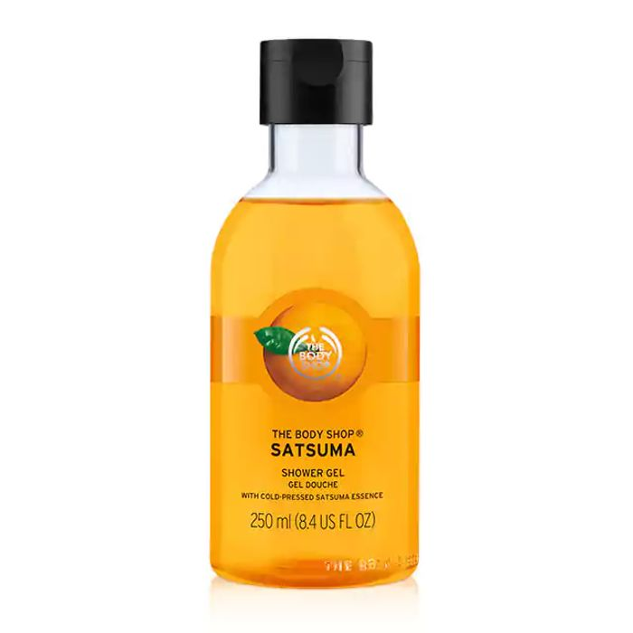 Satsuma Shower Gel 750 Ml