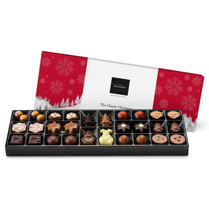 The Classic Christmas Chocolate Sleekster