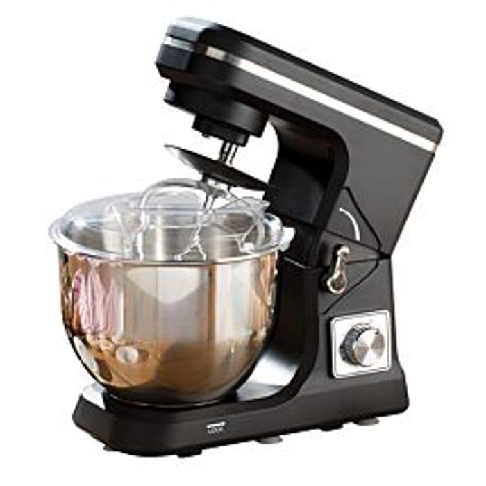 *SAVE £20* Pro Chef Black Matte Stand Mixer