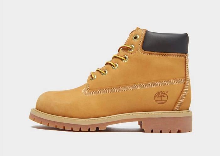Timberland 6 Inch Premium Boot Children - Save 44%