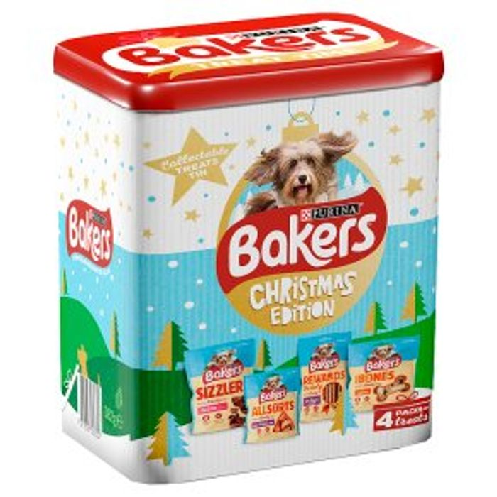 Bakers Christmas Edition382g at Waitrose - Only £0.87!