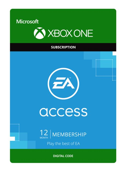 Cheap Xbox One EA Access 12 Months Subscription £16.85 at ShopTo