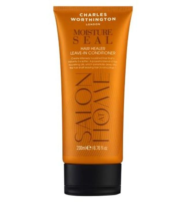 Charles Worthington Moisture Seal Hair Healer Leave-in Conditioner 200ml