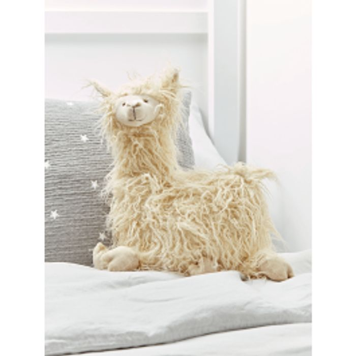 50% Off Plush Alpaca Toy