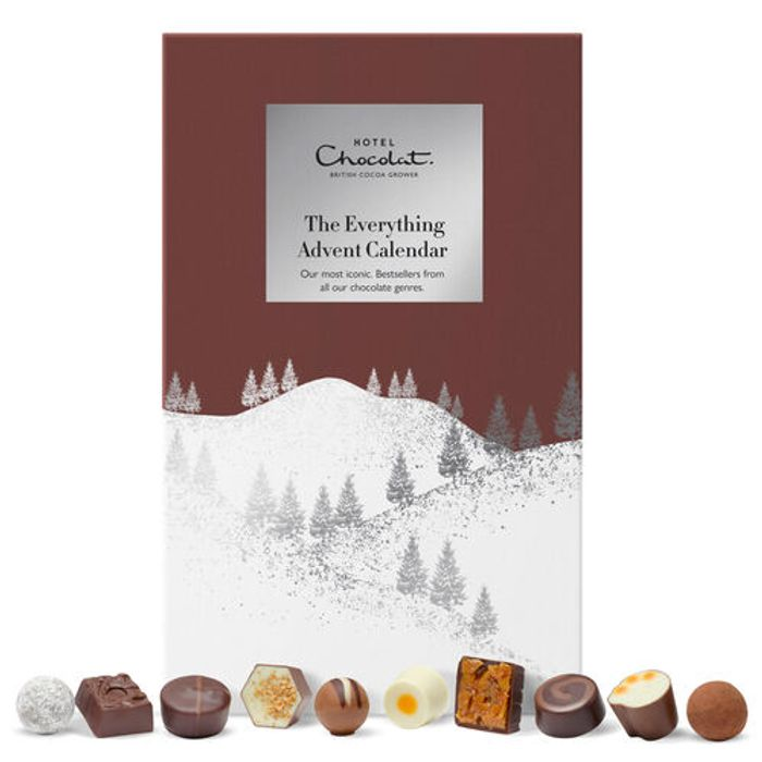 Hotel Chocolat The Everything Advent Calendar