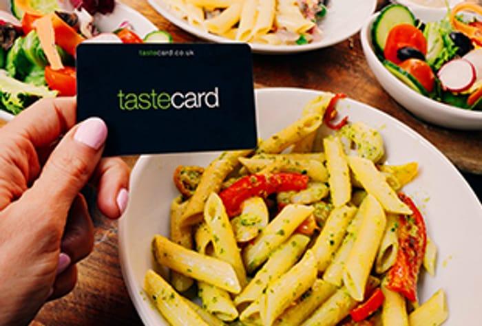 FREE 100 Days Tastecard