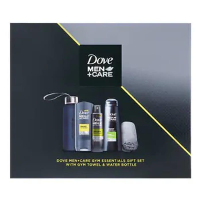 Dove Men Care Gym Essentials Giftset - 63% Off!