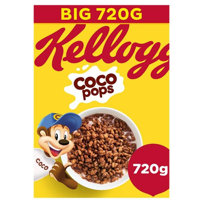 Kellogg's Coco Pops *The Big 720G Box!