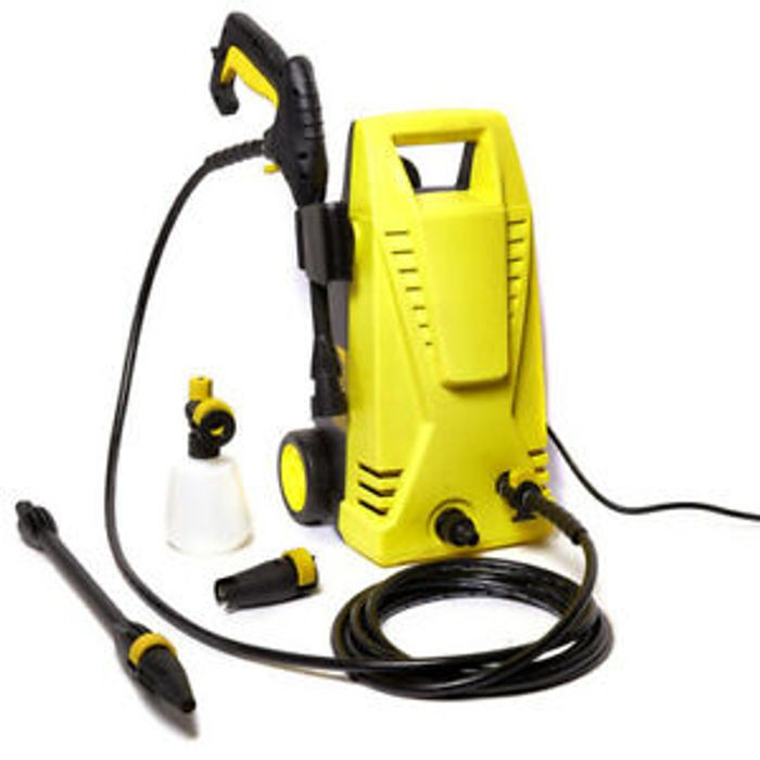 1700W Domestic High Pressure Washer Power Cleaner