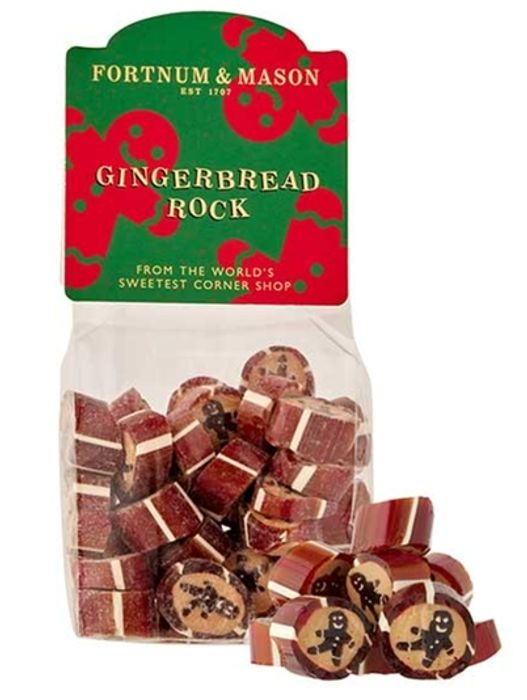 Fortnum & Mason Gingerbread Rock Candy, 150g