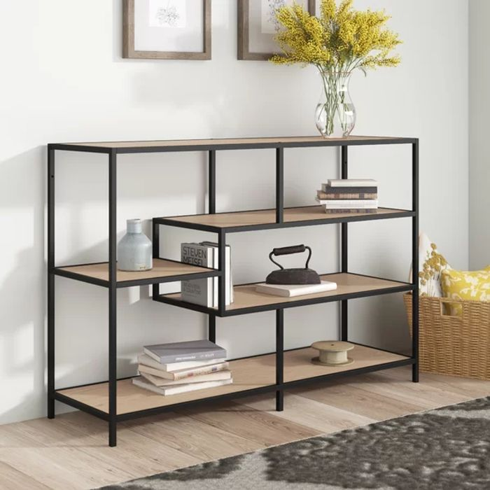 Brayden Studio Bellbrook Bookcase