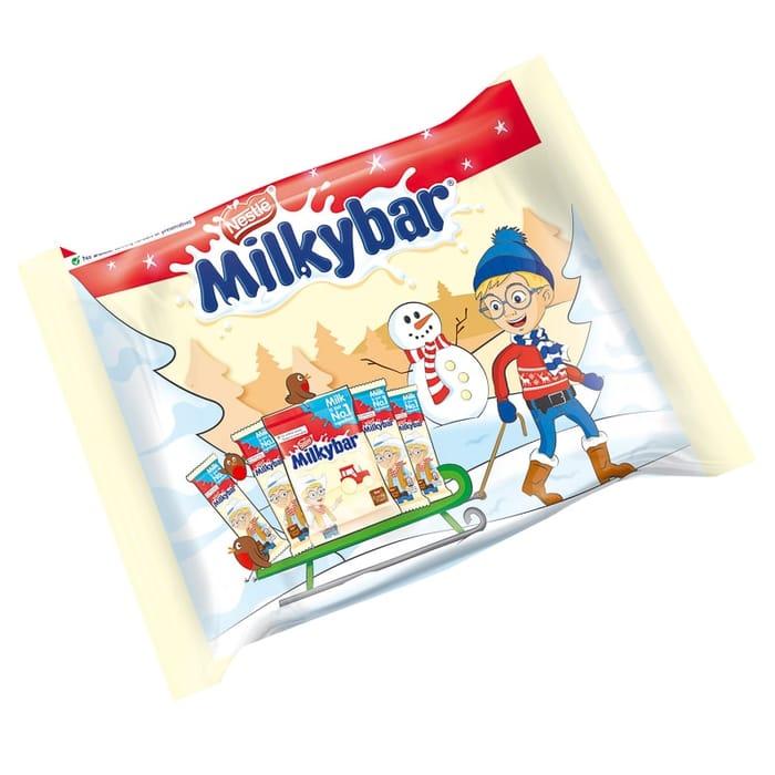 Milkybar Selection Pack 64g