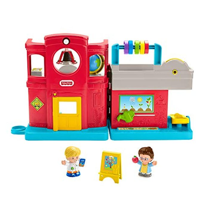 Best Price! Fisher-Price Friendly School, Musical Play Set for Toddlers