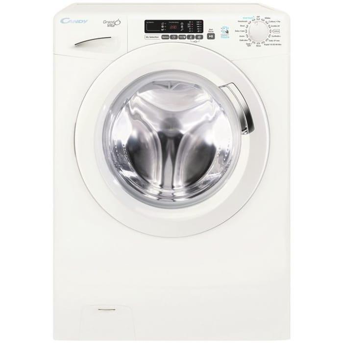 Candy GVS149D3 9KG 1400 Spin Washing Machine - White