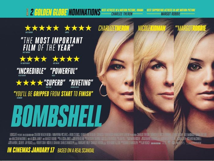 Free Preview Screening Tickets for Bombshell