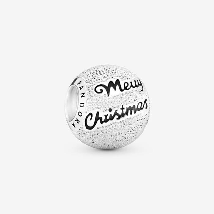 Merry Christmas Charm Half Price