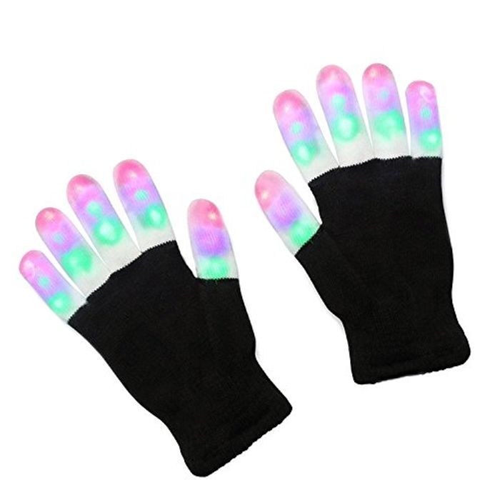 Bargain! Lightning up Gloves 3 to 9 Years at Amazon