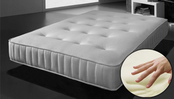 Cleo Memory Foam Mattress - 5 Sizes