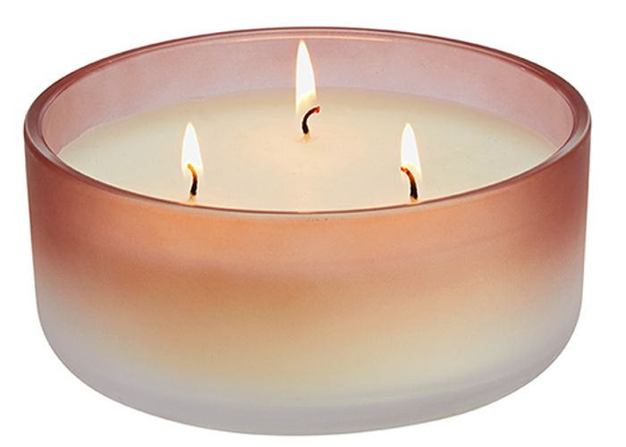 Peony & Blush Rose Multiwick Candle