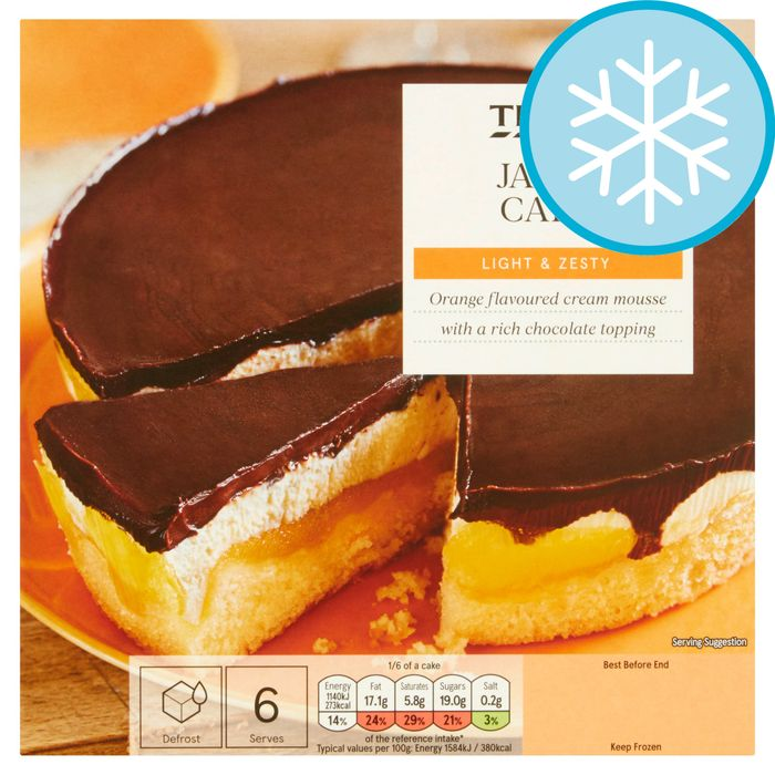 Cheap Tesco Jaffa Cake 430G at Tesco Only £1.5!