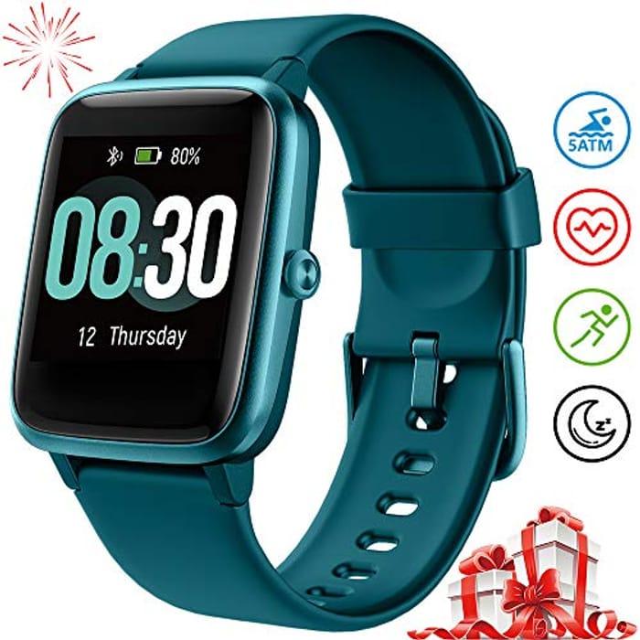 50% off Uwatch3 Smart Watch Fitness Tracker