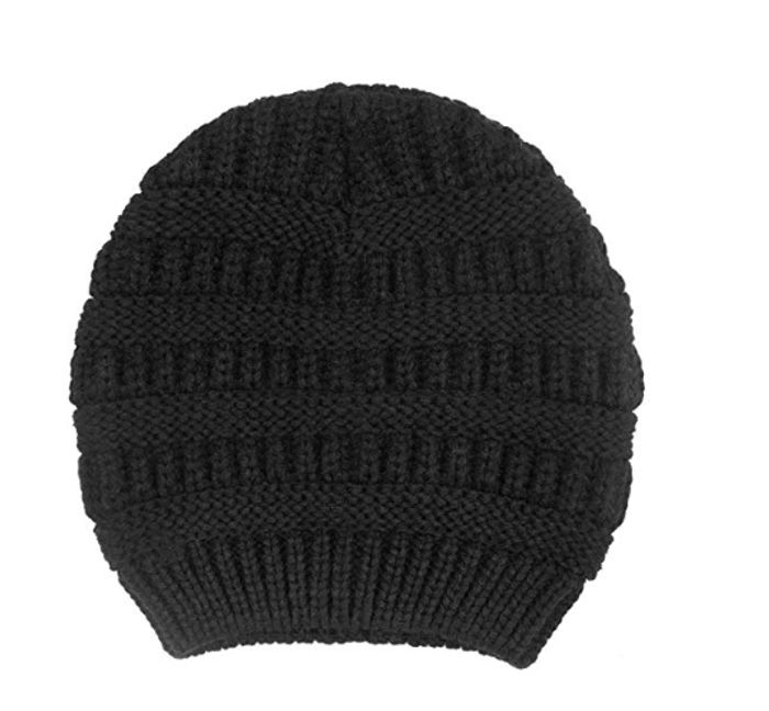 MessBebe Women Mens Unisex Winter Hats Cable Knit Beanie