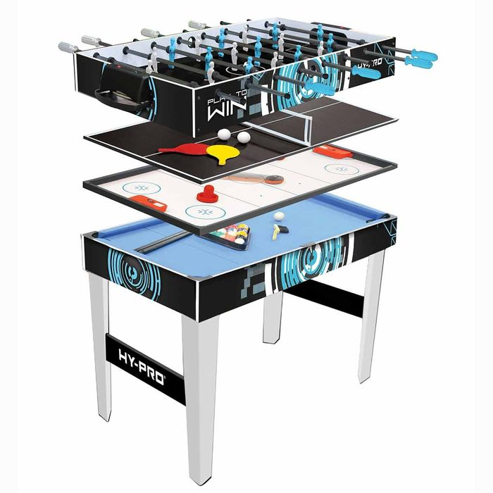 *SAVE £80* Hy-Pro 4-in-1 Games Table